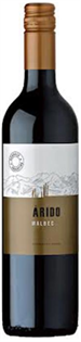 Arido Malbec 2012 750ml - Case of 12